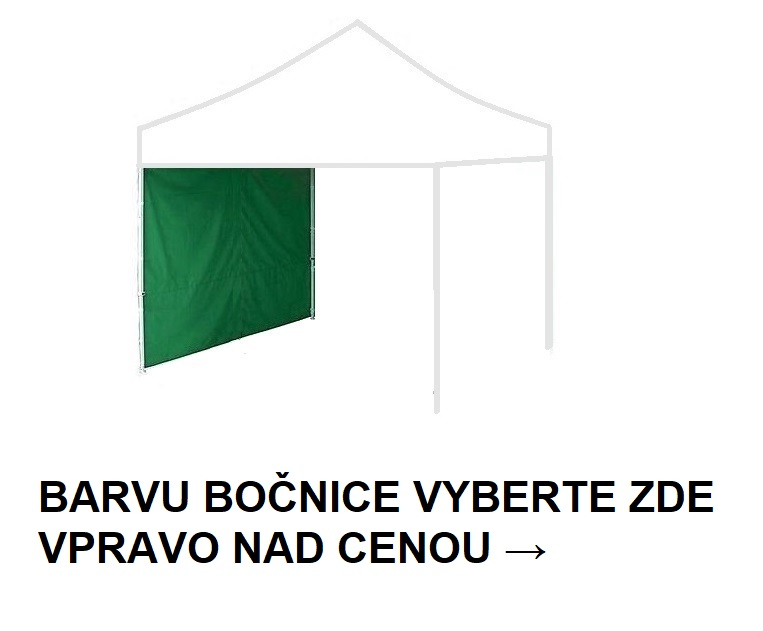 BOČNÍ PLACHTA 450 gsm- 4 m na 4x4/4x6/4x8 BIG HEXAGON EXTREME